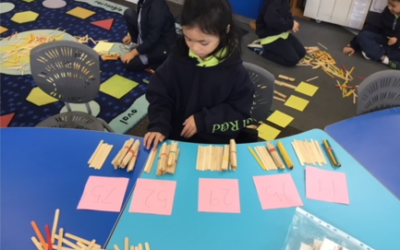 Year 1/2 Maths